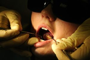 Children aged 10 and under in the East Riding of Yorkshire had teeth removed in hospital 35 times.