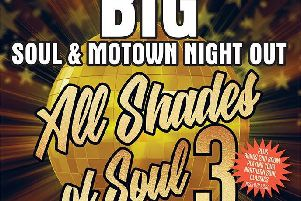 All Shades of Soul 3 comes to Bridlington Spa