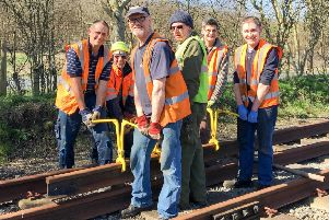 The money will help to reinstate part of the former Malton and Driffield Junction Railway.