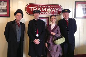 Turning up in Victorian dress will earn you a free ride