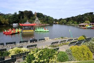 Peasholm Park in Scarborough is free to enter