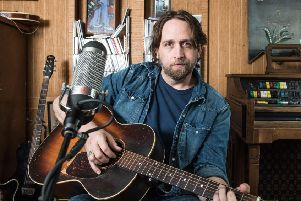 Texan singer-songwriter Hayes Carll will be live at PAC on Saturday, May 18.