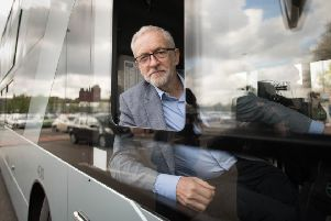 Labour leader Jeremy Corbyn said bus services are a 'lifeline' for many people.
