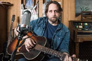Singer-songwriter Hayes Carll is destined for PAC this (Saturday, May 18).