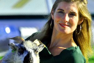 Yorkshire Shepherdess Amanda Owen will be at Pocklington Arts Centre.
