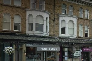 Harrogate's branch of Filmore and Union is among those to have suddenly closed. Picture: Google.