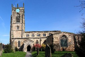 Chris Bond will show some of the results of the ground penetrating radar undertaken on Pocklington All Saints church floor.