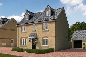 Linden Homes East Yorkshire's last phase of work is now underway and a five-bedroom show home is due to open at the new development ' to be called Wilberforce Grange ' in the autumn.