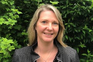 Yorkshire Air Museum's new director Barbara George.