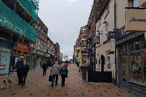A total of 11 organisations are sitting on Wakefield's high street taskforce, which met for the first time on Monday.