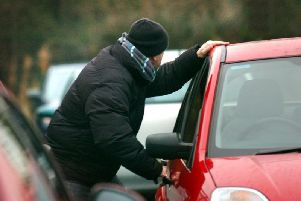 Halifax has been revealed as a car theft hotspot