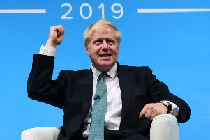Our likely new Prime Minister Boris Johnson has a confident upbeat vision.