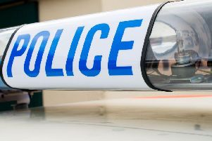 The crash happened on the M65 at the junction 6 entry slip road at around 10am