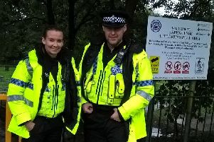 The Pocklington and Wolds Weighton Neighbourhood Police Teams will be operating high visibility patrols to deter any anti-social behaviour and any other criminal activity.