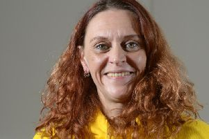 """Protect Chorley Hospital campaigner Jenny Hurley: """"We just don't believe them"""""""
