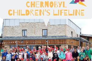 Children from the charity Chernobyl Childrens Lifeline visited Mount Cook Adventure Centre.