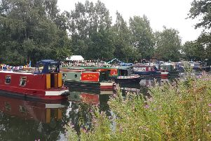 The Pocklington Canal Amenity Society is celebrating its 50th year with a Boat Rally Weekend.