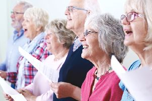 The Singing with Dementia sessions will take place at PAC on Monday 23 and 30 September, and 7 and 14 October, from 1pm to 3pm.