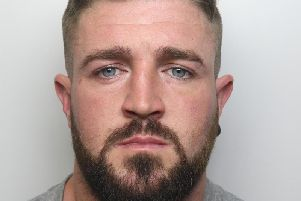 Public danger: Stefan Carr was given extended prison sentence at Leeds Crown Court