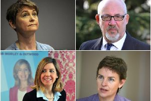 As Boris Johnson's suspension of Parliament is ruled unlawful, we're asking our MPs what they think of the situation.  Clockwise, from top left: Yvette Cooper MP, Jon Trickett MP, Mary Creagh MP and Andrea Jenkyns MP.