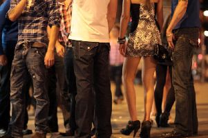 Officers have focussed on Wakefield and Pontefract in particular as they both have busy night time economies and can be hotspot areas for isolated alcohol related issues, particularly during busy night outs. (Getty Images)