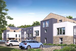 How the apartment complex will look in Brighouse (Picture VIDA Architects,)