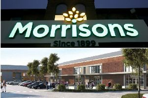 Morrisons is among the first big businesses to be confirmed for the Cityfields estate.