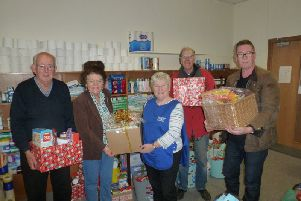 Express-backed Wakefield Christmas Hamper Appeal launches to help disadvantaged families
