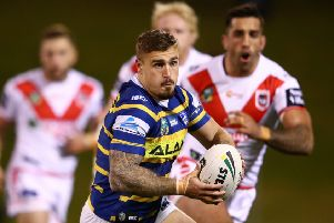 Featherstone Rovers hooker, Cameron King. PIC: Cameron Spencer/Getty Images