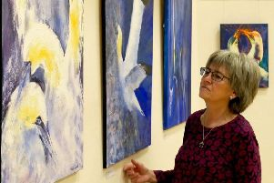Helen Costello will be showcasing her work at Pocklington Arts Centre until Thursday 28 March.