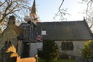 All Saints Church needs help to fix its bell tower.