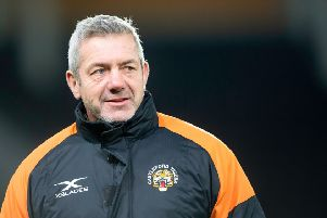 Castleford Tigers coach Daryl Powell (Picture: SWPix.com)