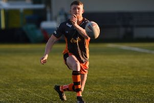 Cory Aston, in contention to make his Super League debut for Castleford Tigers. Picture: Matthew Merrick