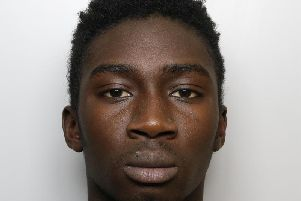 Musa Tangigora, 18, was jailed for seven years, ten months in a young offenders institution.