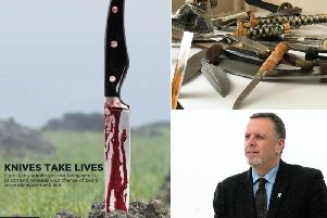 Calderdale police will be tackling knife crime as part of a nationwide campaign