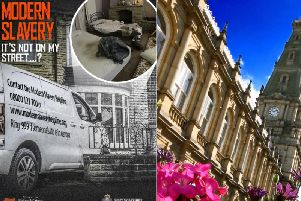Human trafficking report to Calderdale Council