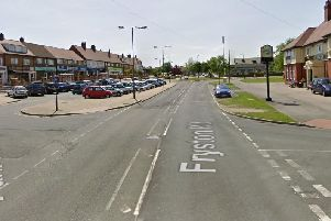 Fryston Road in Airedale