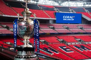 The Challenge Cup.