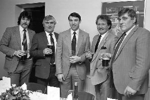 Where is this sports evening in 1986?