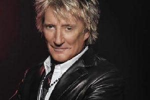 Rod Stewart promises a high energy performance when he appears at the Lytham Festival on July 13