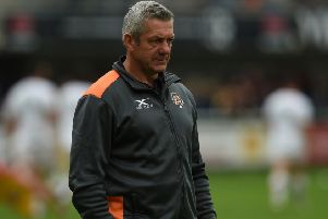 Castleford Tigers head coach Daryl Powell. Picture: Matthew Merrick