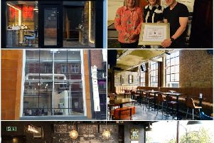 Wakefield Civic Society has named bars, a barber shop and the Theatre Royal as being among the best regeneration projects.