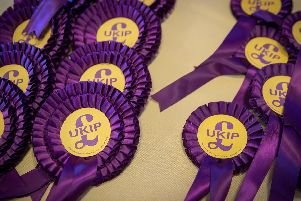 UKIP has launched its bid for votes at the local elections