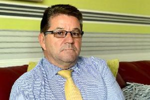 Wakefield councillor Steve Tulley