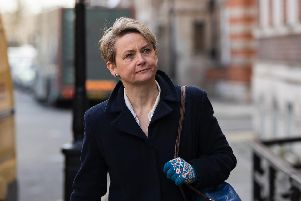 Yvette Cooper was blamed by a Labour councillor for the party's losses in the local elections in Wakefield.
