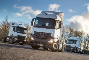 Drivers on M1 in Yorkshire urged to watch out for these HGVs.