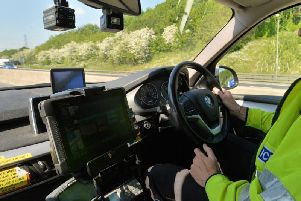 West Yorkshire Police Roads Policing Unit have had a busy morning.