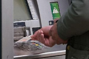 The East Riding has lost 10 free-to-use cash machines in just six months, figures suggest, amid warnings that the UK's cash system is 'falling apart'.
