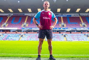 Scott Cunliffe has run to every one of Burnley's Premier League away games this season