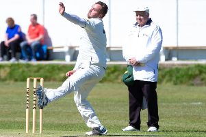 Jamie Shackleton took five wickets for Walsden